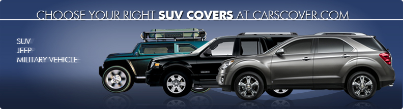 Waterproof SUV Cover