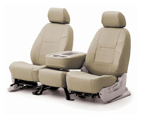 Genuine Leather Custom Seat Covers