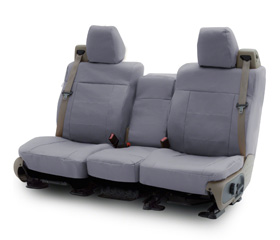 Poly Cotton Custom Seat Covers