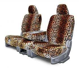 Animal Custom Seat Covers