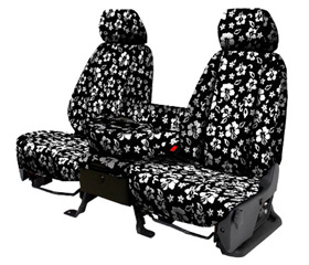 Hawaiian Custom Seat Covers